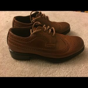 Shoes - Little Boys Wingtips